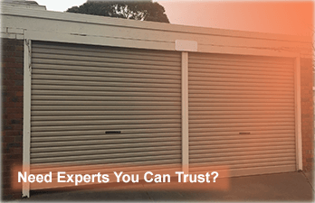 Garage Door Repairs in Melbourne