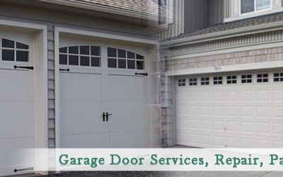 Things to Check Before Calling a Garage Door Repair Service